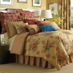 Rose Tree Hamilton Bedding Collection - BedBathandBeyond.com