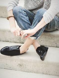 デニムにフラットシューズ|スタイリスト坂本陽子オフィシャルブログ「好きコレ!」Powered by Ameba