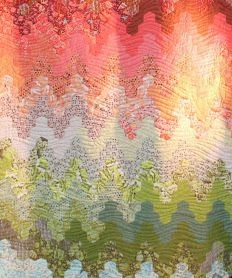 Houston Modern Quilt Guild -- Oh wow, what a beautiful pattern!!!!!  One of my favorites!