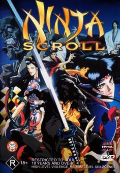 Ninja Scroll - are there better fight scenes anywhere, anime or otherwise?