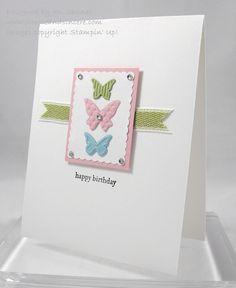 Simple & Sincere: Beautiful Wings Card Set