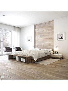 Sypialnia styl Minimalistyczny - zdjęcie od Barlinek