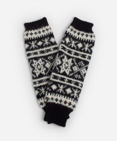 Highland Arm Warmers - Noonday Collection