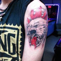 cool Top 100 eagle tattoos - http://4develop.com.ua/top-100-eagle-tattoos/ Check more at http://4develop.com.ua/top-100-eagle-tattoos/