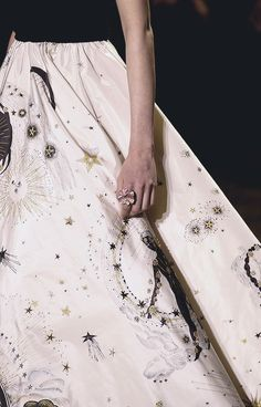 "talvilupus: """"Christian Dior Spring/Summer 2017 Haute Couture Collection"" """