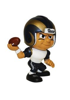 St. Louis Rams Lil Teammates Toy Figurine http://www.rallyhouse.com/shop/st-louis-rams-st-louis-rams-lil-teammates-figurine-906227 $7.99