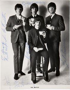 The Beatles - McCartney - Lennon by tomwatkins10