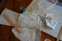 The Old Fashioned Baby Sewing Room: Lesson One - Guidelines and Begin for Daygown Sew Along (be sure to note there are 7 lessons)