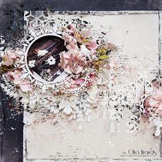 """""""Memories"""" by Olya Kravets and Video Tutorial"""