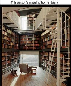 Like books? Get in here. (15 photos)