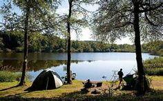 family holiday camping