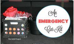 How to Organize an Emergency Car Kit