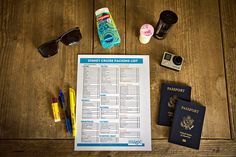 Jan 2020 - Most complete Disney Cruise Packing List anywhere! This guide has everything you need to know about packing for Disney Cruise vacation. Packing List For Cruise, Packing Tips For Travel, Cruise Vacation, Travel Essentials, Packing Lists, Cruise Tips, Vacations, Smash Book, Quotes New York