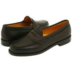 Bass Gilman Classic Penny Loafers