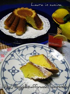 Torta di ricotta in forno al limone, ricetta dolci