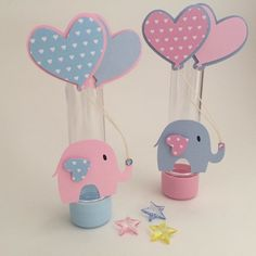 Distintivos Baby Shower, Baby Shower Princess, Baby Shower Gifts, Baby Gifts, 1st Birthday Cake For Girls, Baby Shower Souvenirs, Elephant Party, Baby Favors, Baby Shawer