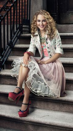 Annasophia Robb, Style, Fashion, Swag, Moda, Fashion Styles, Fashion Illustrations, Outfits