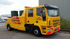 IVECO 4X2 - EGERTONS  RECOVERY Emergency Vehicles, Tow Truck, Recovery, Monster Trucks, Cars, High Road, Truck, Vehicles, Autos