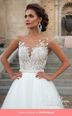Discount 2019 New Elegant A Line Wedding Dresses Vintage Illusion Lace Appliques Tulle Floor Length Wedding Bridal Gowns With Button Alternative Wedding Dresses Best Wedding Dresses From Enjoyweddinglife, &Price; 2016 Wedding Dresses, Wedding Dress Sleeves, Tulle Wedding, Wedding Gowns, 2017 Wedding, Wedding Trends, Elegant Wedding, Wedding Ideas, Wedding Dressses