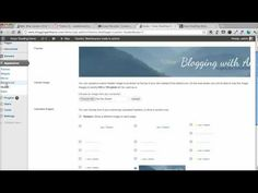 Blogging with Amy - Part 2 of how to set up a child theme for a wordpress.org blog - great information