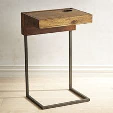 Greer C-Table with Storage