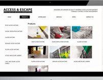 Access & Escape - Website