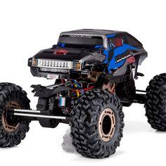 Rockslide RS10 XT 1/10 RC Rock Crawler 2.4GHz Blue $159.99 http://hobbyzobby.com/product/rockslide-rs10-xt-110-rc-rock-crawler-2-4ghz-blue