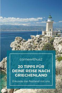 Nach mehreren Wochen mit dem Camper durch Griechenland können wir dir diese 20 Tipps auf dem Festland empfehlen! Naturspektakel, Antike, Meer, Klöster, Städte - von allem ist etwas in unserem Listening dabei. --------------------------------------- Reisetipps Griechenland | Sehenswürdigkeiten | Blog