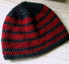 DesiLoop: PATTERN RELEASE - Perfect crocheted beanie.