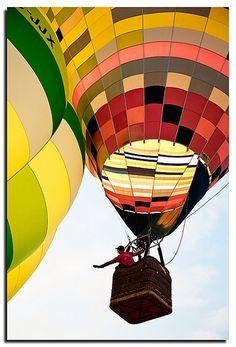 EBF - European Ballon Festival,  Igualada  Catalonia , Spain