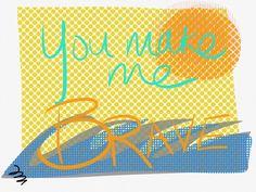 #sketches #tinamcadams #bethelmusic  You make me brave