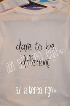 Dare to be DIFFERENT Youth Tee-girl  youth  taylor swift  dare to be different  lavender  crown