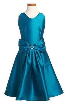 Fiveloaves Twofish 'Midnight Express' Taffeta Party Dress (Big Girls) available at #Nordstrom