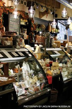 Favorite cheese shop in Madison, WI - Fromagination
