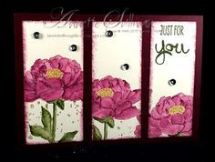 Lavender Thoughts | Annette Sullivan | Stampin' Up! You've Got This Mossy Bliss