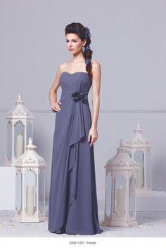 D'Zage - DAB11357 - Bridesmaid Dress