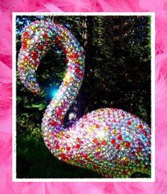 174DIY Pink Flamingo Decor Ideas