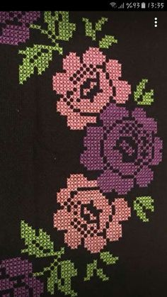 Cross Stitch Designs, Cross Stitch Patterns, Baby Knitting Patterns, Crochet Patterns, Hand Embroidery Designs, Cross Stitch Flowers, Plastic Canvas Patterns, Christmas Cross, Cross Stitch Embroidery