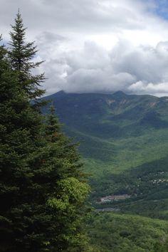 Loon Mountain New Hampshire