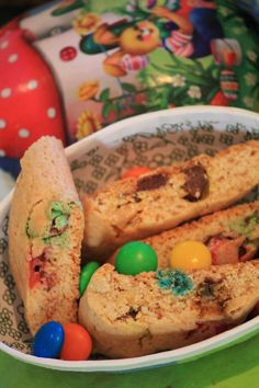 My Finnish Delights: Easter (M) biscotti