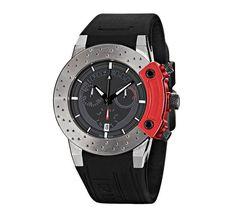 Pirelli Watch has brake design and racing slick strap.