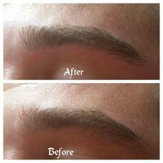 Male eyebrows #Threading