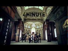 포미닛 미니 3집 타이틀 곡 'Volume Up' 뮤직비디오 대 공개!
