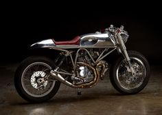 1997 Ducati 900SS SP J63 by Revival Cycles