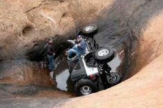4X4 accidents utah   4x4 Jeeps At Easter Jeep Safari Moab Utah - Four Wheeler Magazine