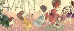 Yoko Furusho, Illustration ~ Blog of an Art Admirer