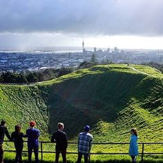 From our friends at ISA Abroad  @isaabroad - Auckland New Zealandis the only city in the world built on an active basaltic volcanic field.  #studyabroad #isaabroad #aroundtheworldwithISA #Auckland #newzealand #discoverauckland #theworldawaits #goviewyou