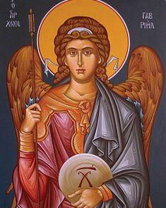 Byzantine Art, Byzantine Icons, Early Christian, Christian Art, Religious Icons, Religious Art, Greek Icons, Angels Among Us, Archangel Michael