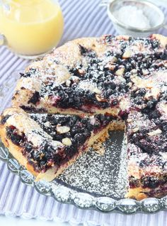 Danish Dessert, Swedish Recipes, French Recipes, Something Sweet, Cakes And More, Let Them Eat Cake, I Love Food, Chocolate Recipes, Sweet Tooth
