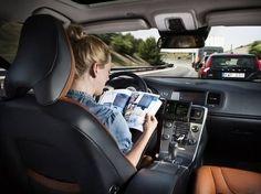 Voiture autonome : tests sur route autorisés en France dès 2015 #mobilite #futur #voiture #automobile #autonome